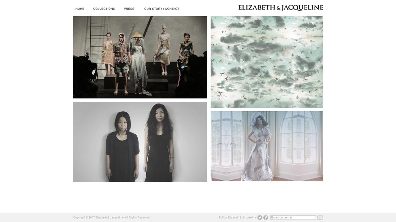 Elizabeth and Jacqueline