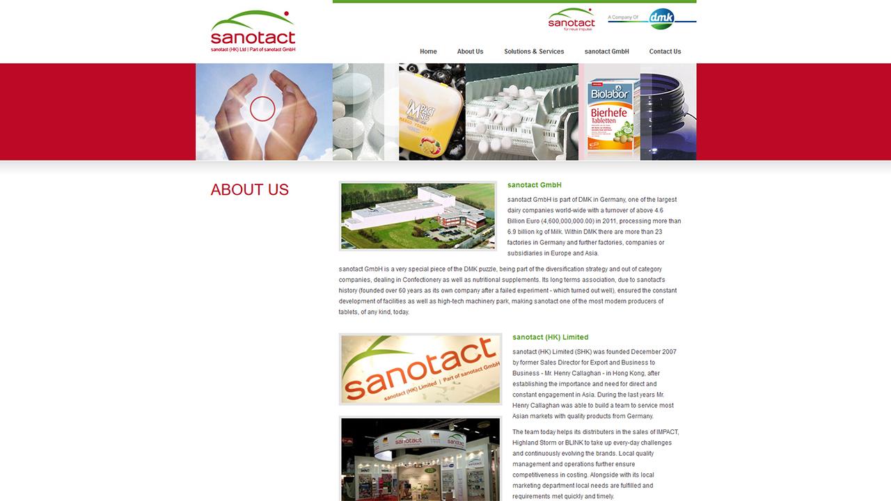 Sanotact