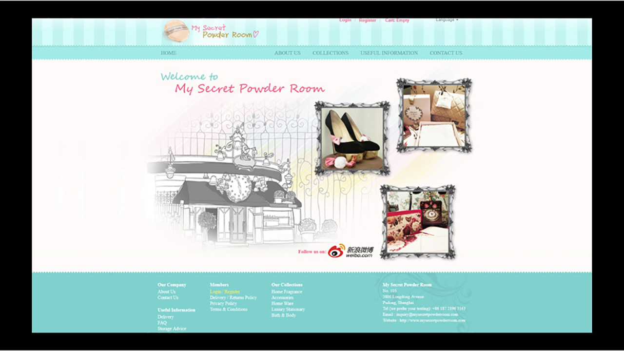 My Secret Powder Room